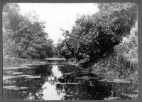 Le canal de Meuse et Moselle à Buret